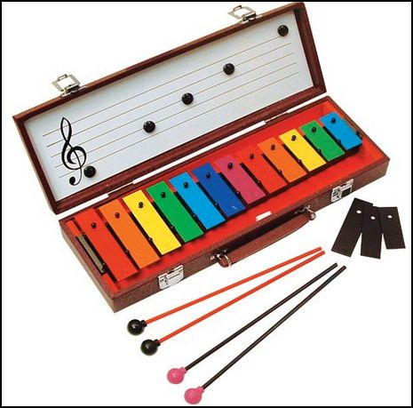 glockenspiel general music