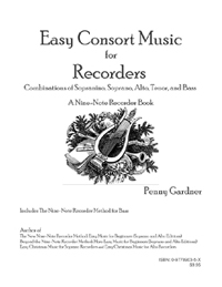 easy consort music for SATB